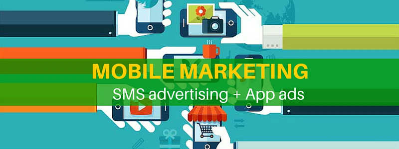 SMS ads – SMS advertising – App ads [mini-guida]