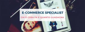 Ecommerce specialist