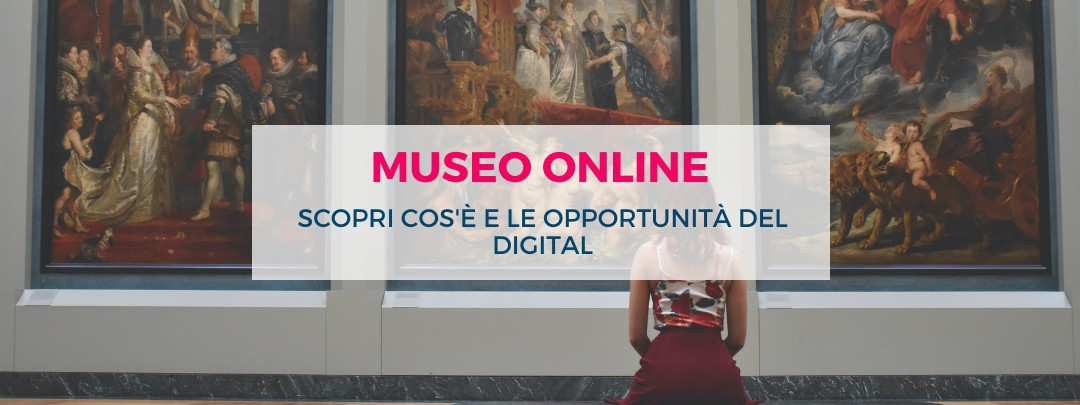 museo online cover