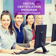 Digital certification program