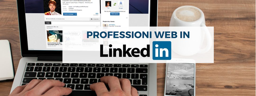 Professioni Web in Linkedin: la classifica