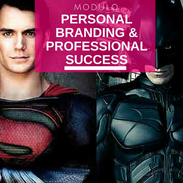 Modulo Personal Branding and Professional Success