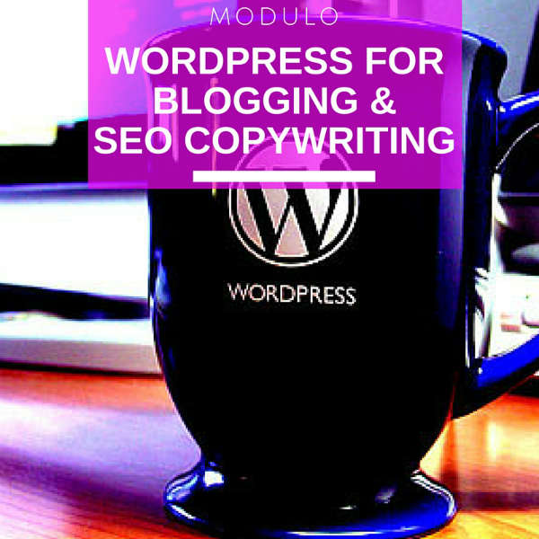 Modulo WordPress for Blogging & SEO Copywriting