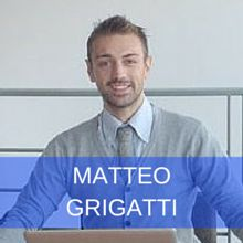 Matteo Grigatti – Marketing Communication Manager Hamilton Bonaduz AG