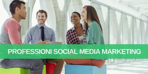 professioni social media marketing