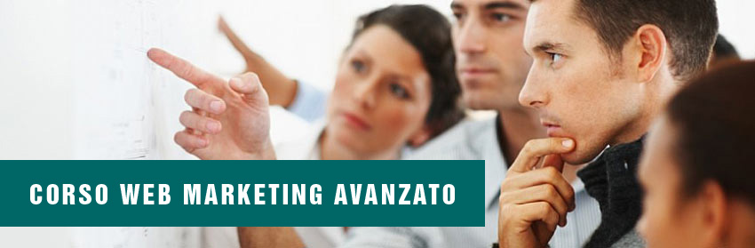corso web marketing avanzato