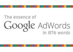 Infografica: L'essenza di Google AdWords