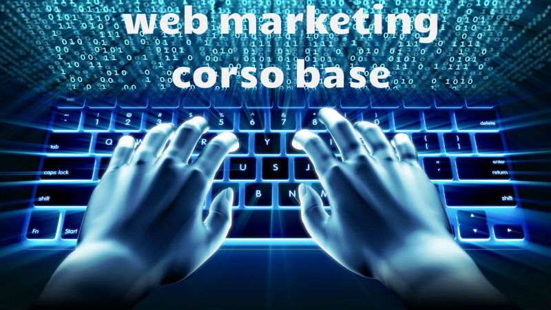 web marketing corso base