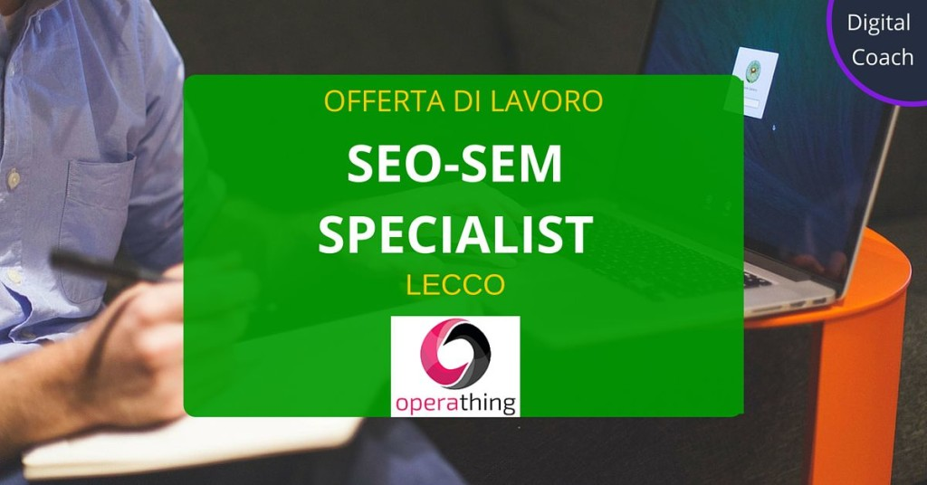 Seo-Sem-Specialist-Lecco-Operathing