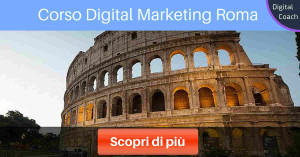Corso Digital Marketing Roma