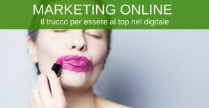 marketing online lavoro