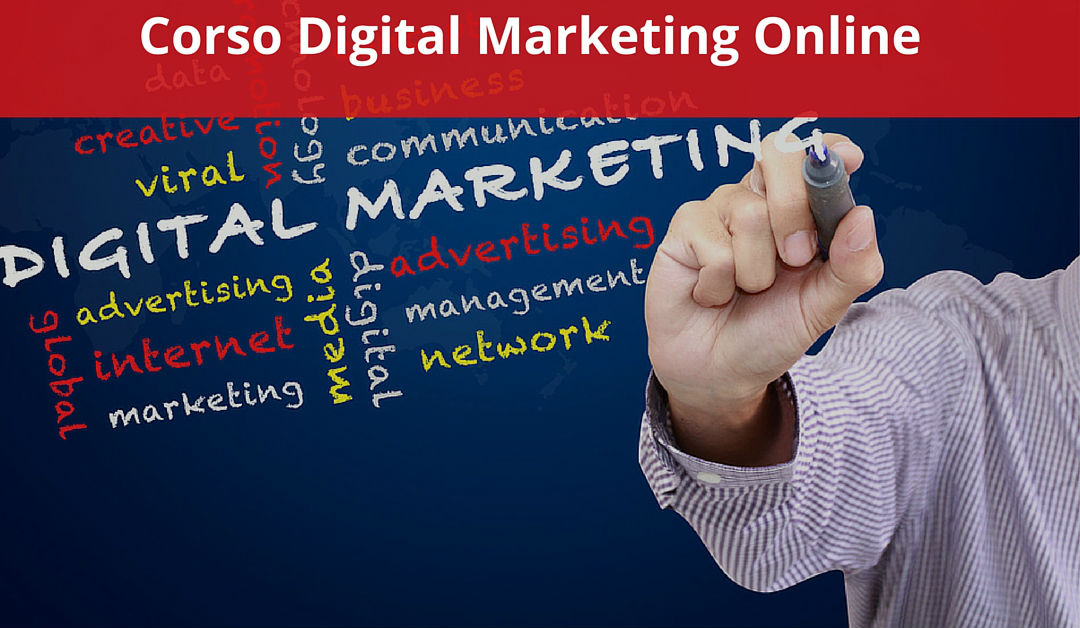 Corso Digital Marketing Online