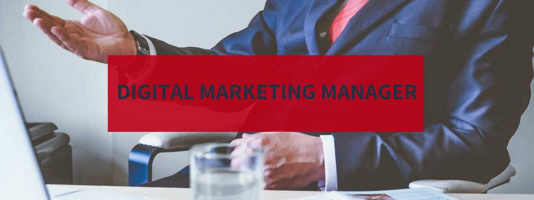Digital Marketing Manager: chi è, cosa fa, quanto guadagna
