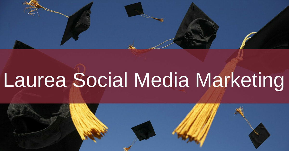Laurea Social Media Marketing