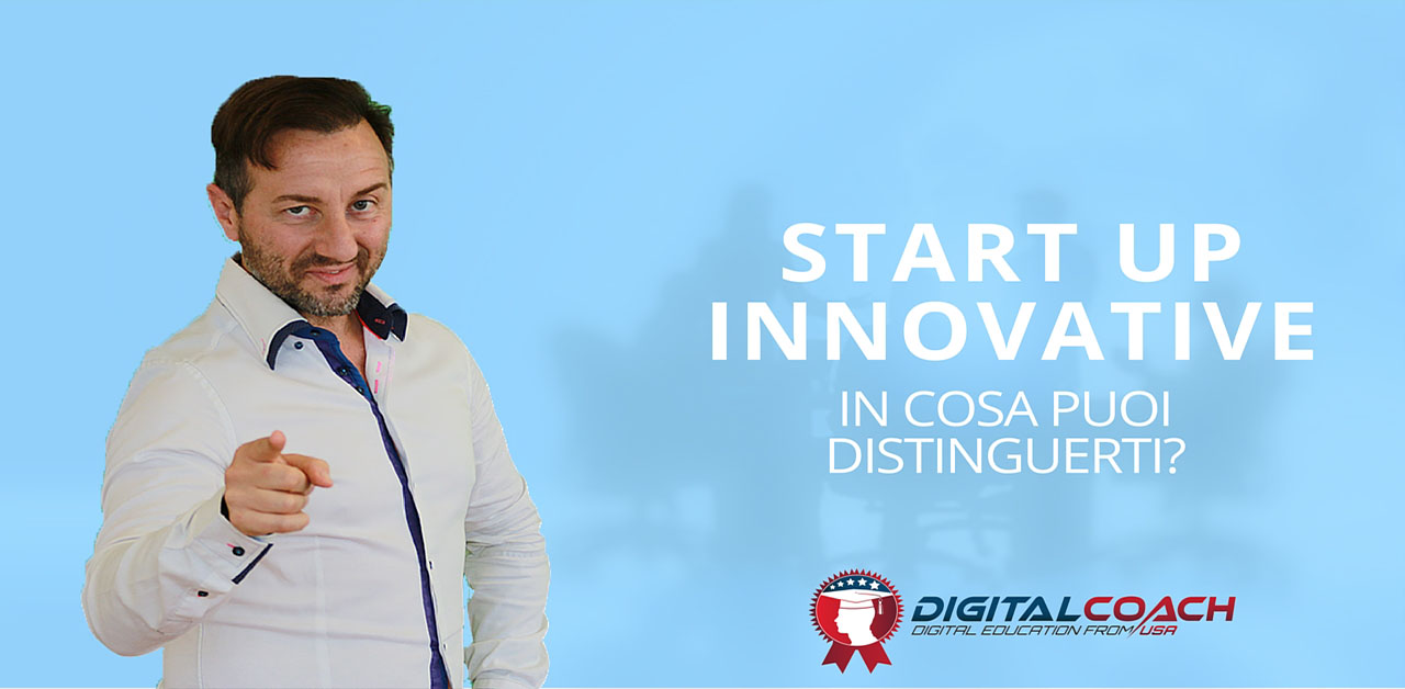 Video-Corso: Start Up innovative