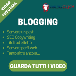 tutorial blogging digital coach
