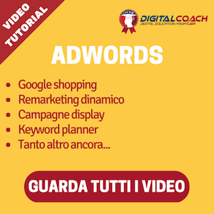 tutorial Adwords digital coach