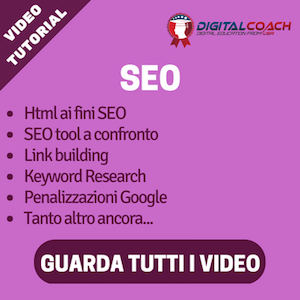 tutorial SEO digital coach