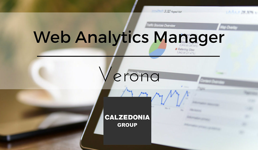 Web Analytics Manager – Verona – Calzedonia Group