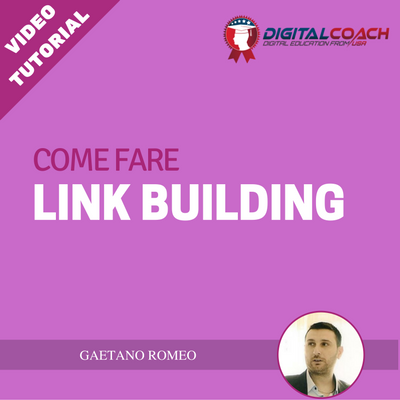 come fare link building
