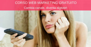 web marketing gratuito milano