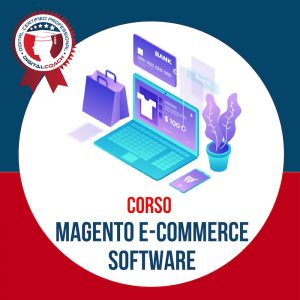 corso magento e-commerce software