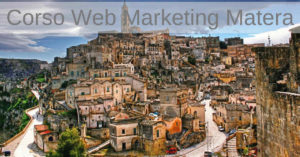 Corso Web Marketing Matera