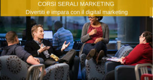 CORSI SERALI MARKETING TORINO