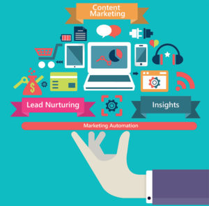 marketing automatico content marketing lead generation insights