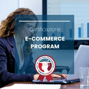 Certificazione e-commerce program
