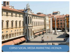 corso social media marketing vicenza