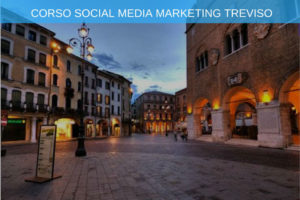 Corso social media marketing Treviso