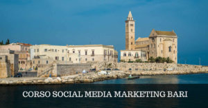 corso social media marketing bari