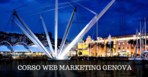 corso web marketing genova