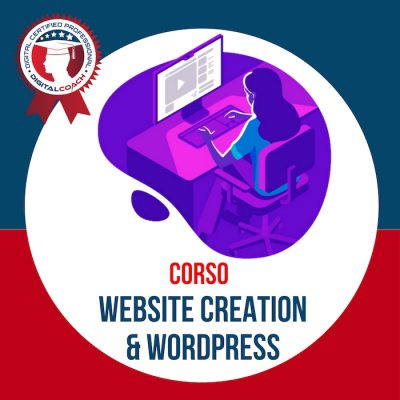 corso wordpress e website creation