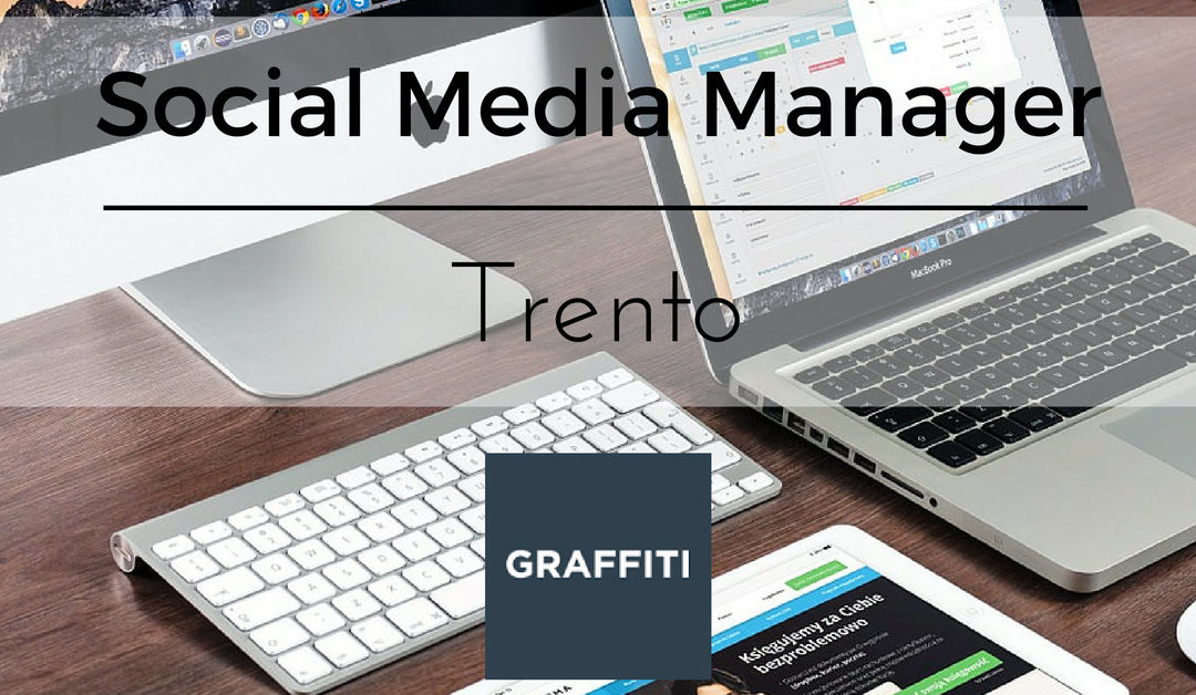 Social Media Manager – Trento – Graffiti 2000