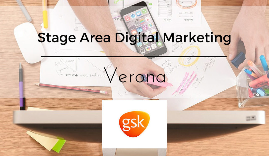 Stage Area Digital Marketing – Verona – GSK