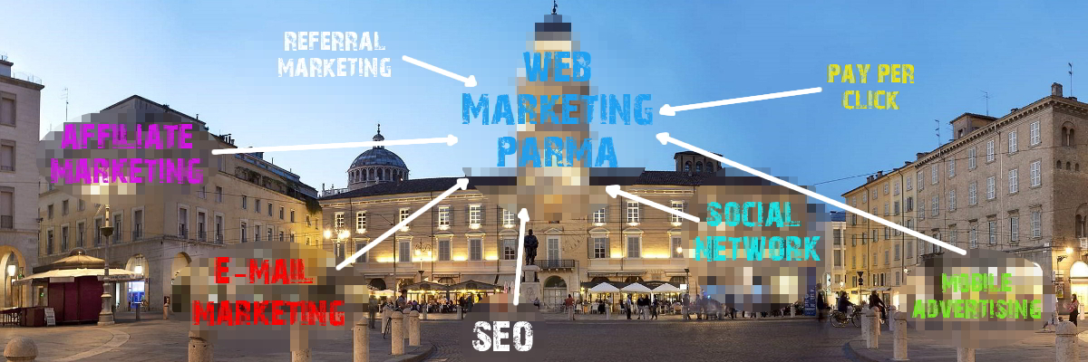 web marketing parma