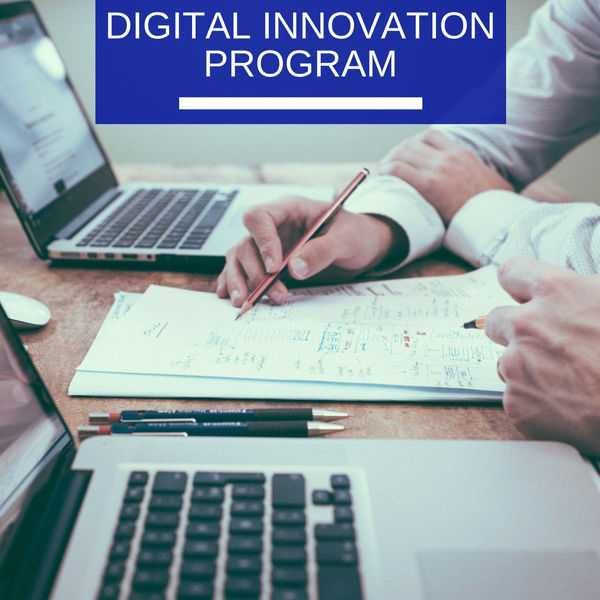 master digital innovation program