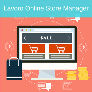 Lavoro online store manager