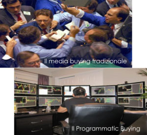 media buying tradizionale programmatic buying