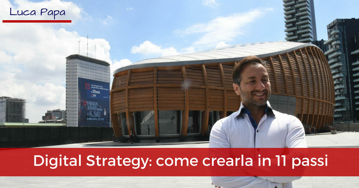 Digital Strategy come crearla