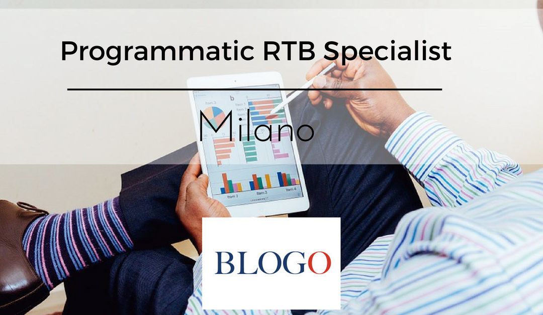 Programmatic Specialist – Milano – Blogo.it
