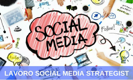 lavoro social media strategist