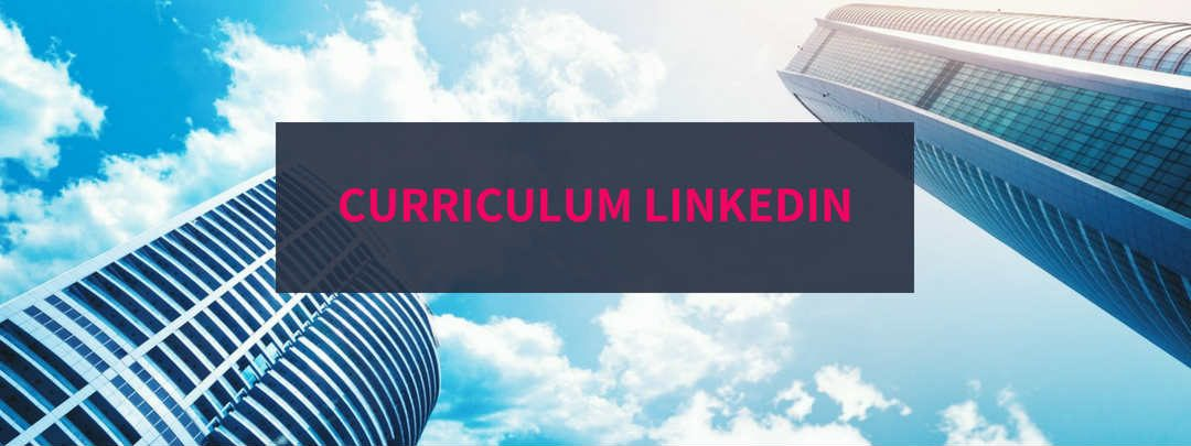 curriculum linkedin  come fare la differenza e farsi