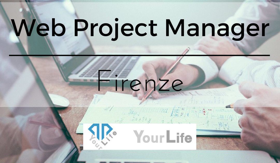 Web Project Manager – Firenze – InYourLife