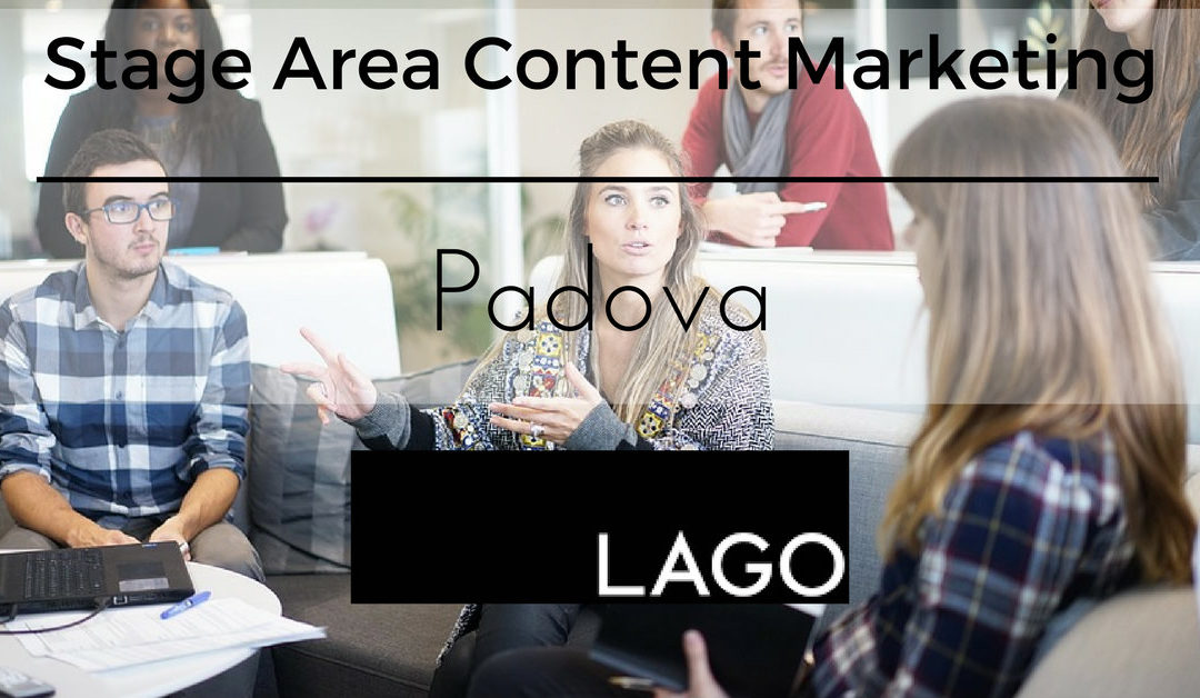 Stage Area Content Marketing – Padova – LAGO