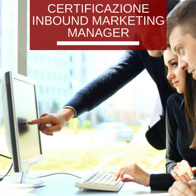 Certificazione Inbound Marketing Manager