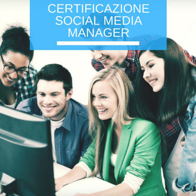 Certificazione Social Media Manager