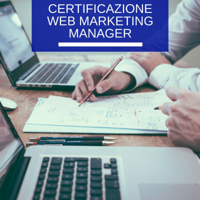 Certificazione Web Marketing Manager